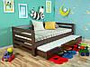 Кровать детская Немо 200*90 сосна