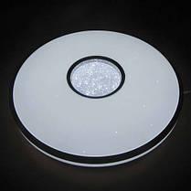 """Світлодіодний світильник з пультом Feron AL5100 60W EOS (эфект """"Зоряного неба""""), фото 2"""