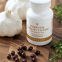 Чеснок - Тимьян, Форевер, США, Forever Garlic-Thyme, 100 капсул