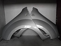 Крыло переднее правое левое Крило Рено Канго кенго 2 Renault Kangoo