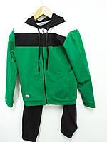 Спортивный костюм Cliff 146-152 см зеленый