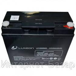 Аккумулятор Luxeon LX12120MG