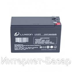 Аккумулятор Luxeon LX1272