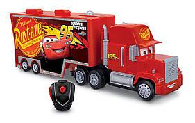 Mattel Грузовик радиоуправляемый Тачки Cars RC Mack Hauler Vehicle
