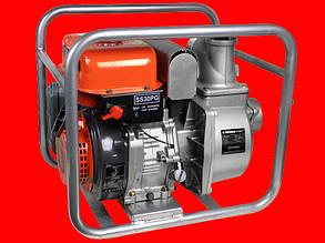 Мотопомпа для слабозагрязненной воды Sunshow SS30PG