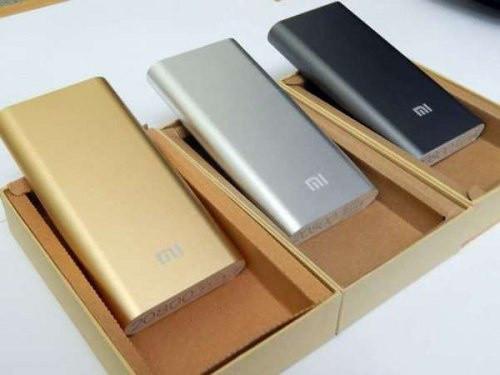 Внешний аккумулятор Xiaomi 20800 Mah power bank