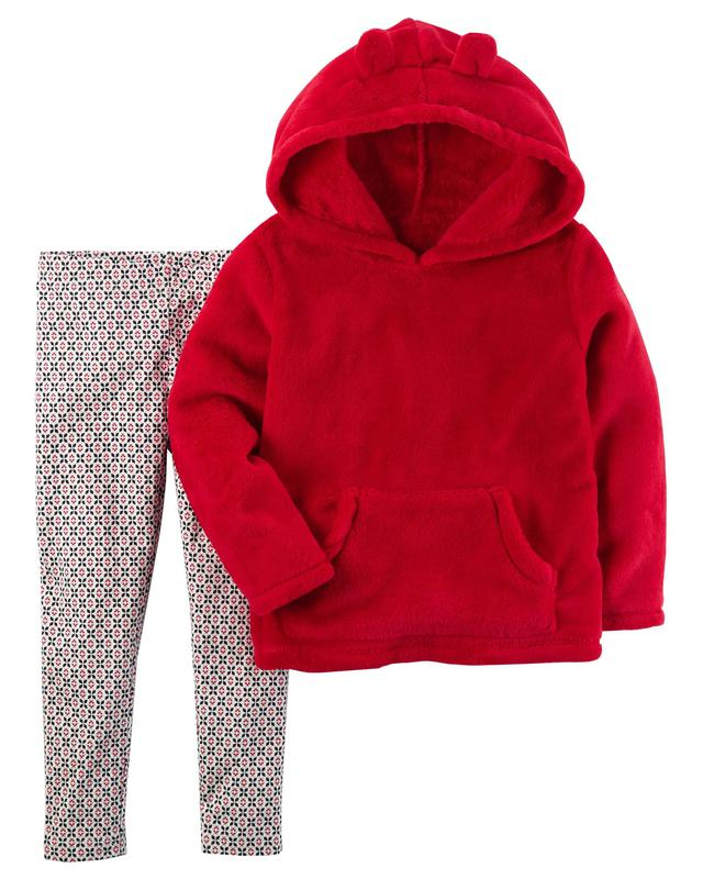 Леггинсы + Теплый пуловер Carters