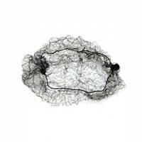 Паутинка-сеточка для фиксации прически черная