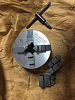 Патрон токарный 4-х кулачковый 100 мм, Tos svitavy, IUS 100/4-1-M1, TOS Чехия