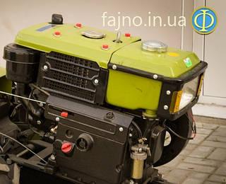 Дизельный мотор со стартером Кентавр ДД190ВЭ (10,5 л.с.)