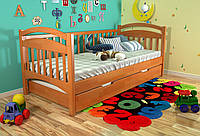 Кровать детская Алиса 200*90 сосна, фото 1