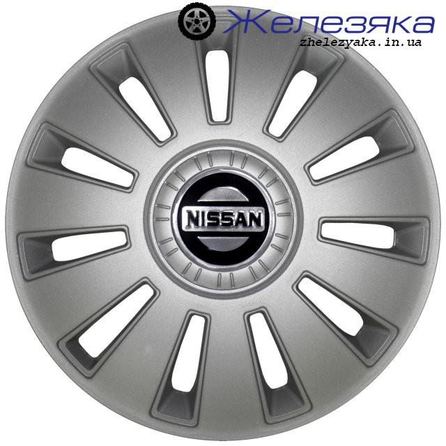 Колпаки на колеса R16 ФОРСАЖ REX NISSAN
