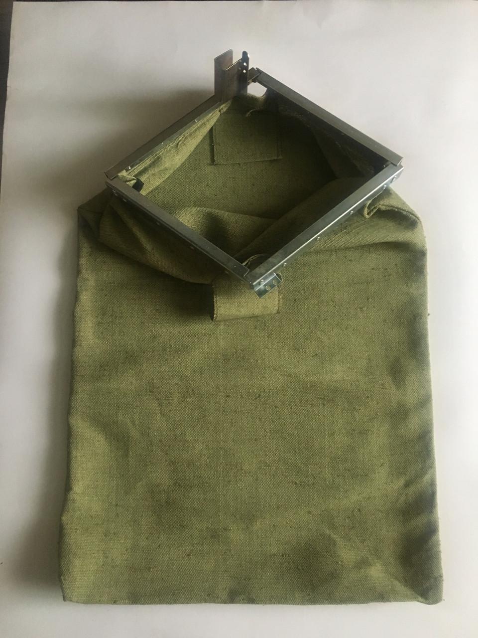 Сумка инкассаторская 40х60 см (брезент 450 гр/м2)