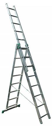 Универсальная лестница ITOSS 7608 (3х8), фото 2