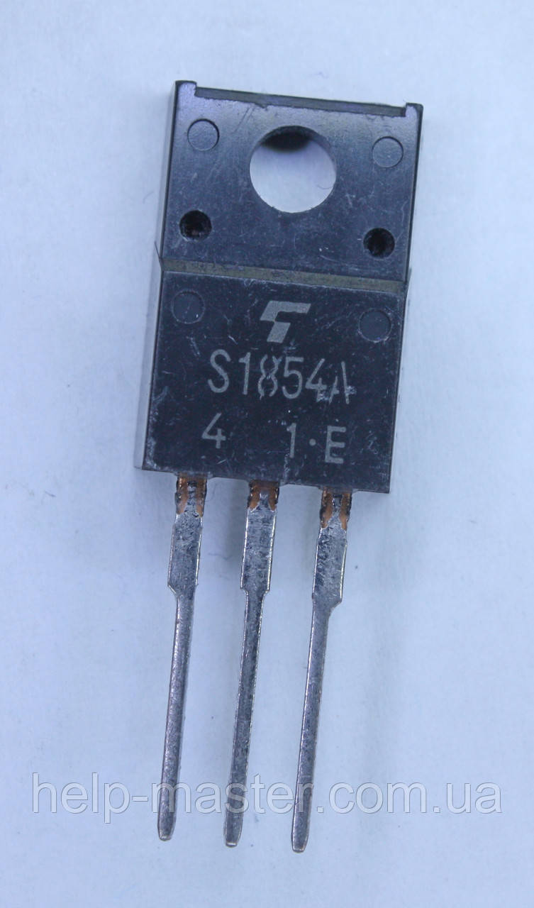 Транзистор S1854A (TO-220AB)