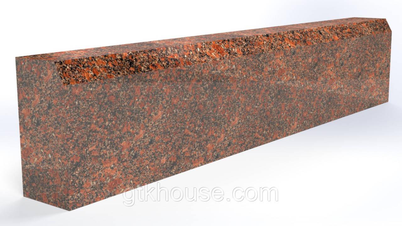Бордюрный камень Новоданиловка  ГП-1