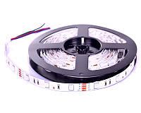 Світлодіодна стрічка VENOM SMD 5050 30 LED / m RGB IP20 негерметичні Premium