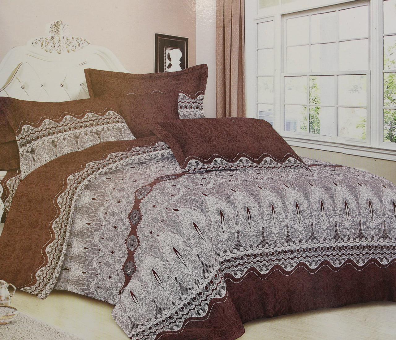 Постельное белье Casa de Lux Textile - евро