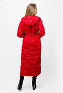 Женский весенний плащ Сопрано / размер 46,48,50 / цвет красный, фото 6