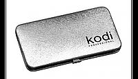 Футляр магнитный под пинцеты (цвет серебристый)  Kodi