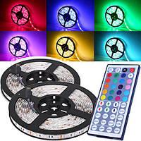 Светодиодная LED лента 5050\60 14,4W/M RGB12V IP65   5м