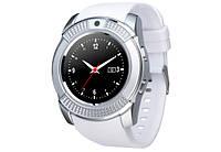 Смарт-часы ATRIX Smart watch B2 IPS metal-white