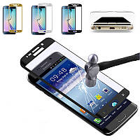 3D защитное стекло для Samsung Galaxy S7 Edge G935F (на весь экран)
