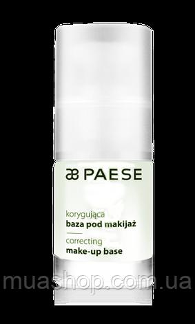 База под макияж Корректирующая Correcting Base Paese, фото 2
