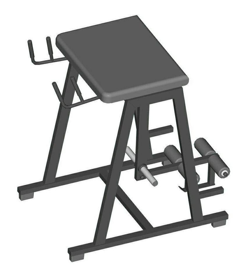 Гиперэкстензия обратная CrossFit B.2001