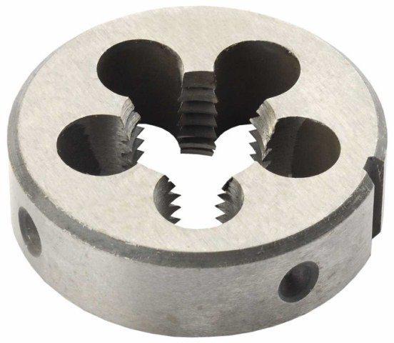 Плашки круглые по ГОСТ 9740-71 М10х0,75