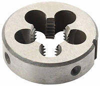 Плашки круглые по ГОСТ 9740-71 М16х1,0