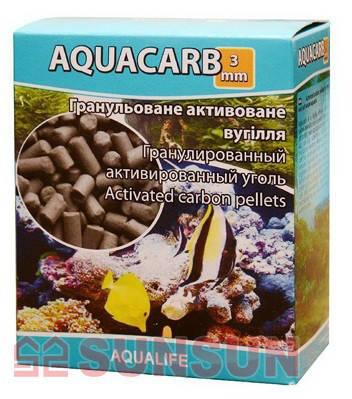 Активоване вугілля Aqualife Aquacarb, 250 мл, фото 2