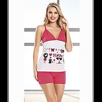Комплект домашней одежды Lady Lingerie 7197