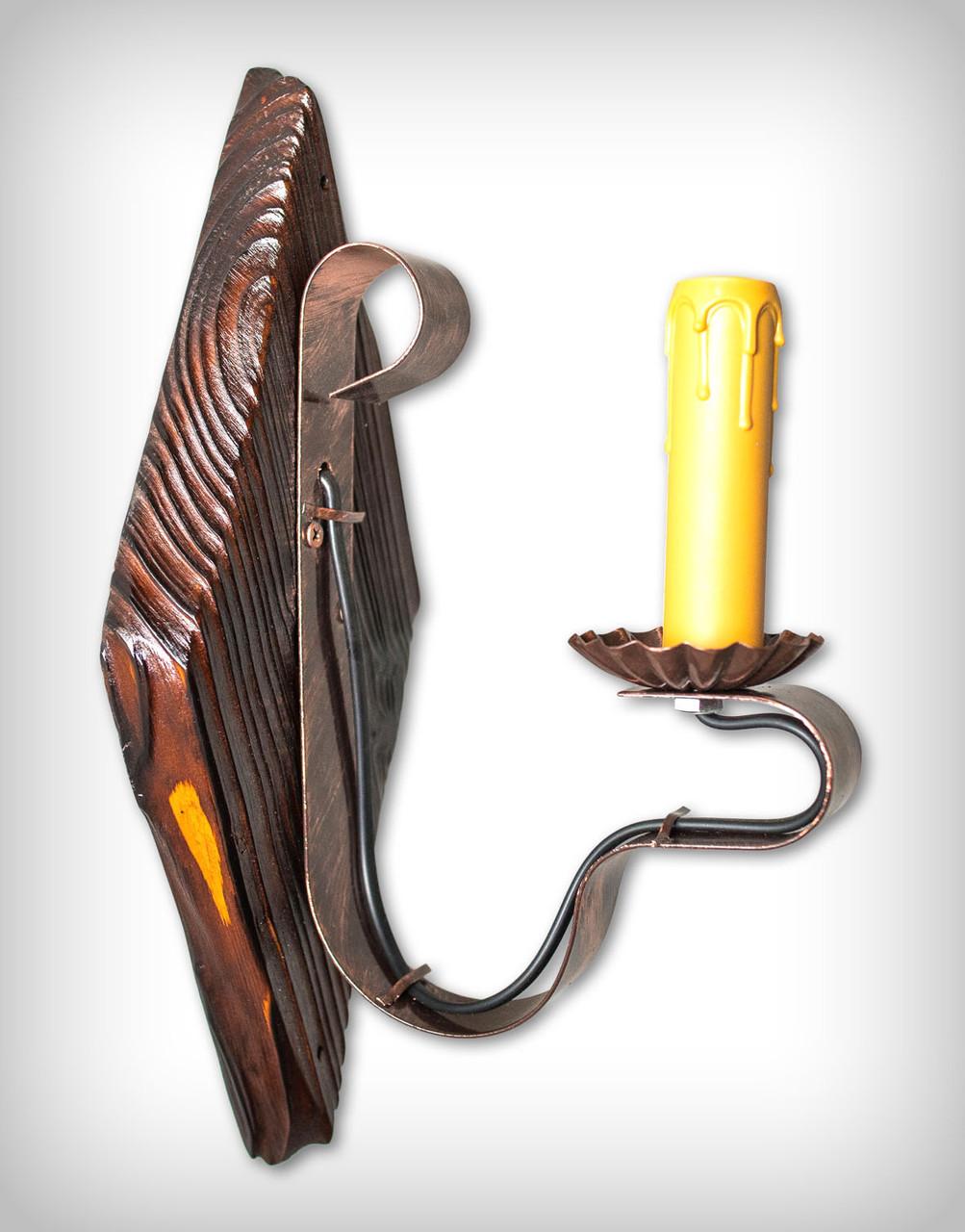 Бра настенные светильники 1702 Ромб свеча