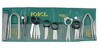 Набор для монтажа и демонтажа автомагнитол 20 пр. Force 920C1 F