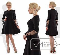 Нарядное платье с завышенной талией, фото 3