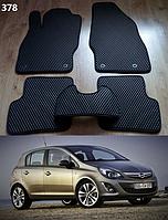 Коврики на Opel Corsa D '06-14. Автоковрики EVA
