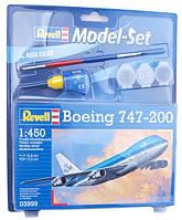 Пассажирский самолет Boeing 747-200