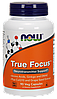Now True Focus 90 veg caps