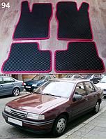 Коврики на Opel Vectra A '88-95. Автоковрики EVA, фото 1