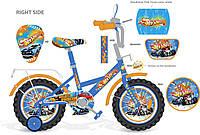 Велосипед 2-х колес 20'' 182009 (1шт) со звонком,зеркалом,руч.тормоз,без доп.колес