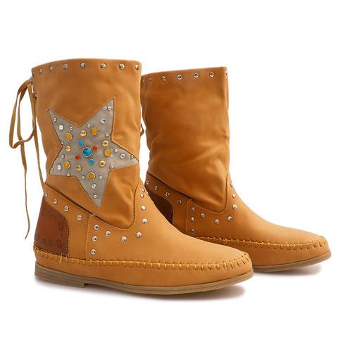 Женские ботинки Hawkes