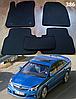 Коврики ЕВА в салон Opel Vectra C '02-08