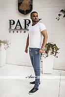 Мужские спортивные брюкиМ52в расцветках