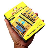 Набор отверток для ремонта различной электроники  K-Tools 38 в 1