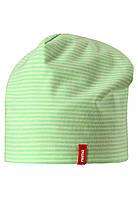 Демисезонная шапка бини для мальчика Reima Tanssi 528583-8462. Размеры 48-58.