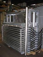Плиточный скороморозильный аппарат