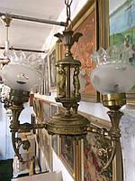 Люстры потолочные  1 шт., люстры из Европы, мебель из Европы б/у