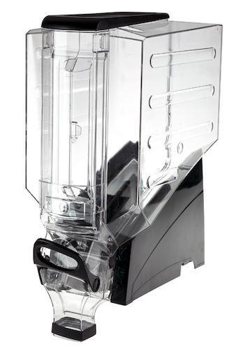 Гравитационная емкость 50 л Б/У ширина 300 мм GB300-50 FN Диспенсер