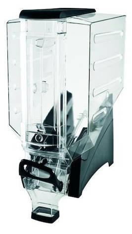 Гравитационная емкость 50 л Б/У ширина 300 мм GB300-50 FN Диспенсер, фото 2